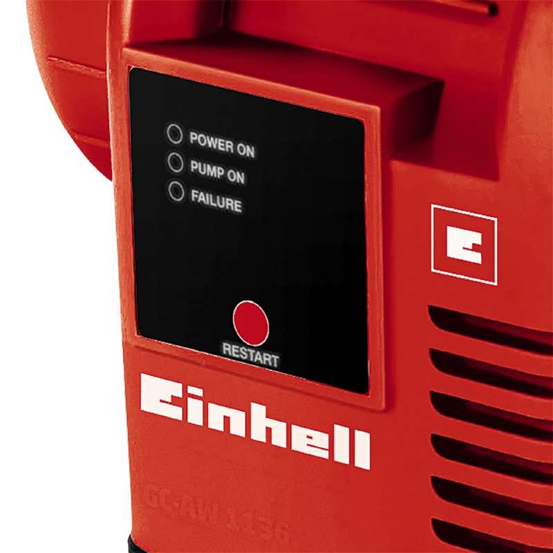 Vodárna automatická GC-AW 9036 Einhell Classic-3