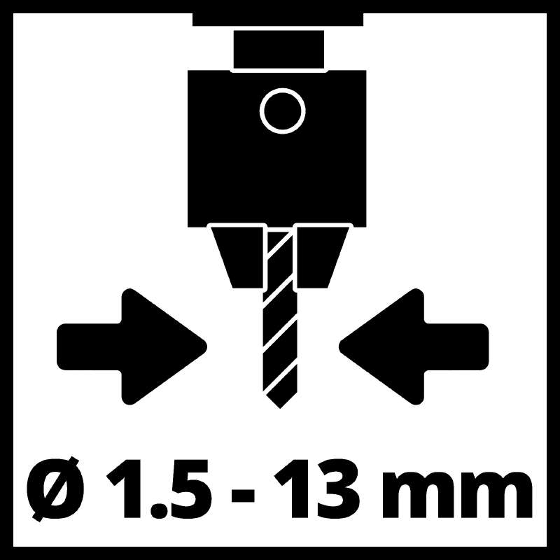 Stojanová vrtačka TC-BD 350 Einhell-4