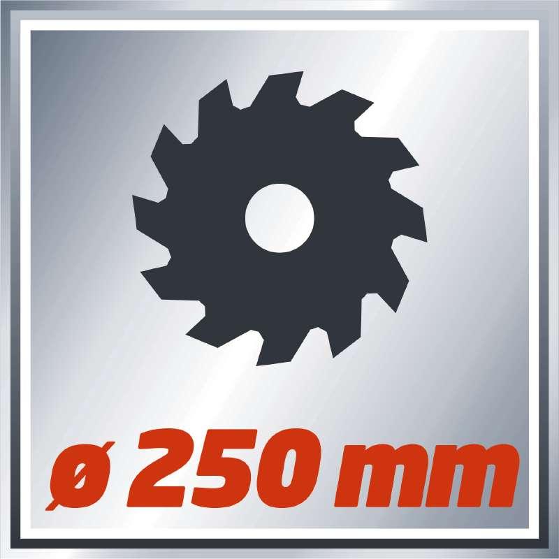 Pila pokosová radiální TC-SM 2534 (TH-SM 2534) Dual Einhell Home-2
