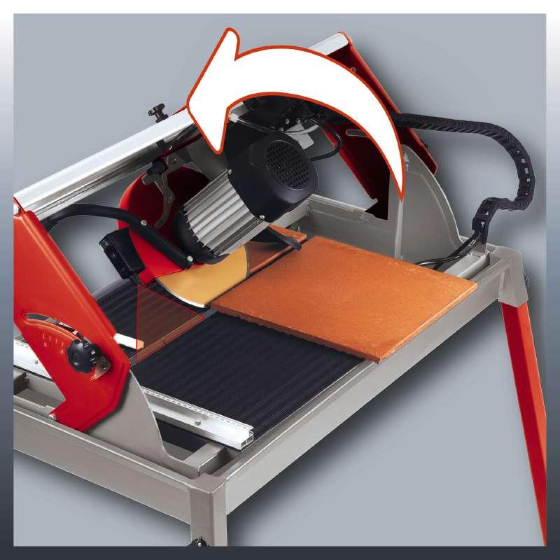 Řezačka kamene laserová RT-SC 920 L Einhell Red-4