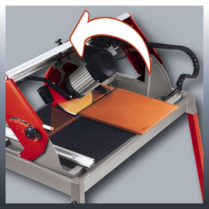 Řezačka kamene laserová RT-SC 570 L Einhell Red-6
