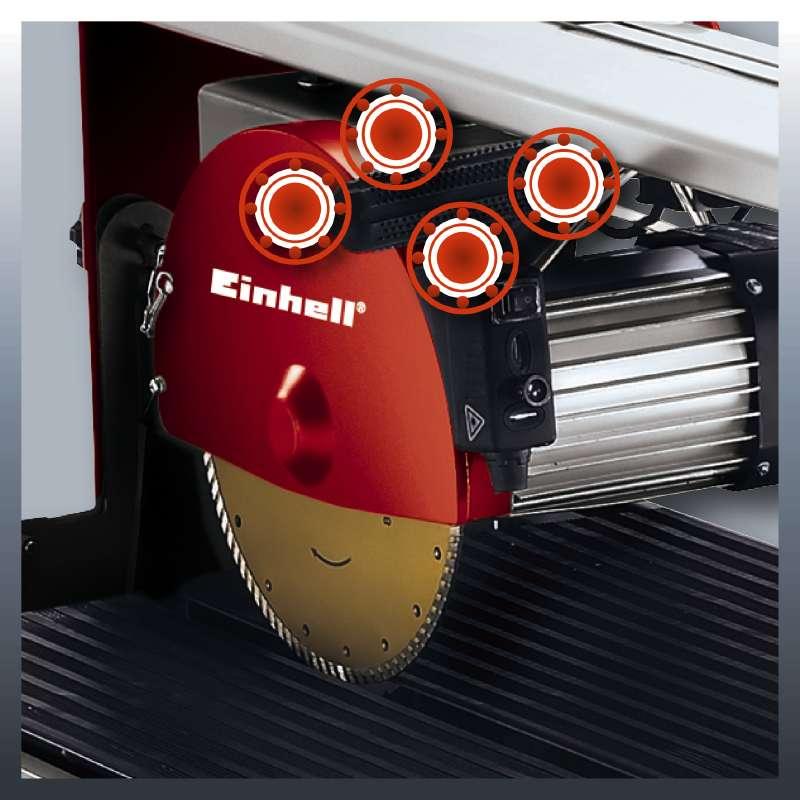 Řezačka kamene laserová RT-SC 570 L Einhell Red-7