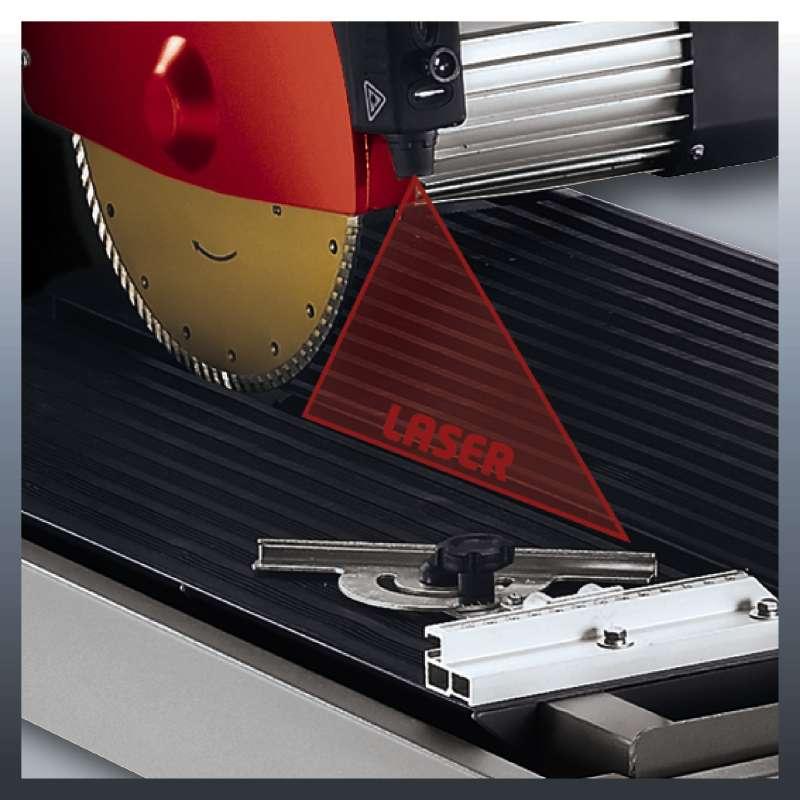 Řezačka kamene laserová RT-SC 570 L Einhell Red-8