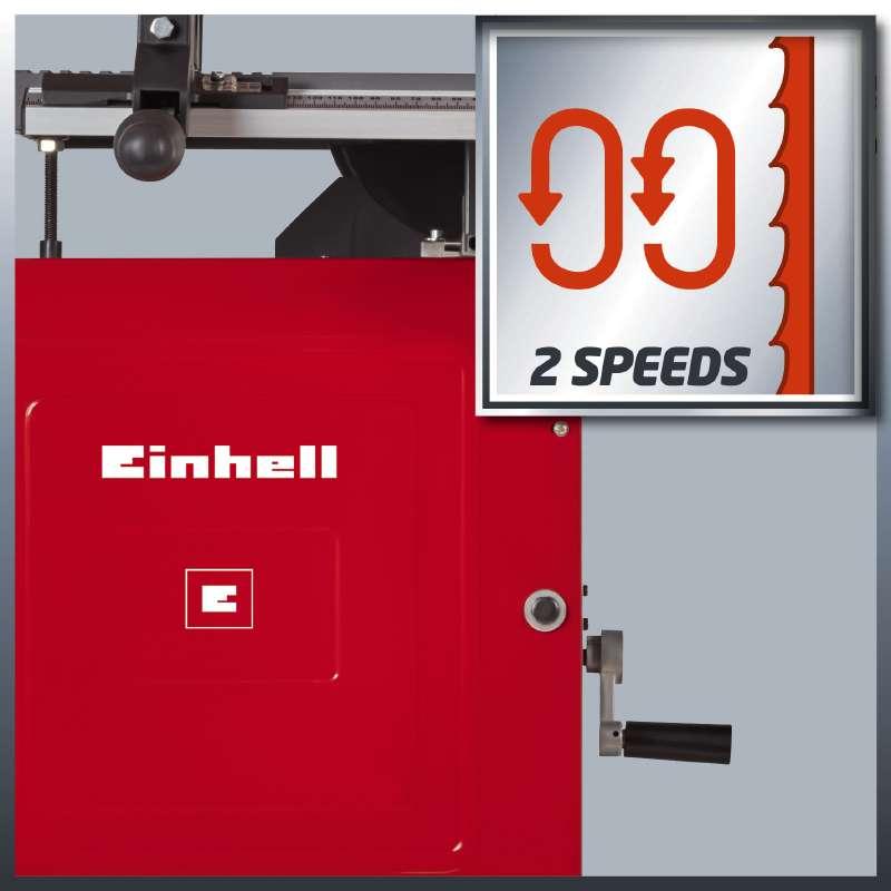 Pásová pila TC-SB 305 U Einhell-7