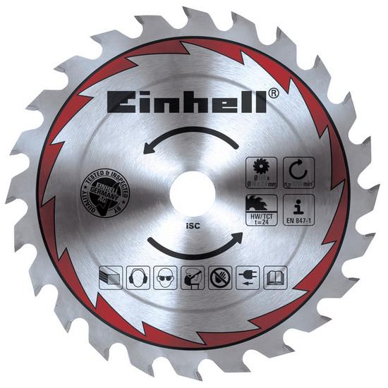 Pila ruční okružní TE-CS 165 Einhell Expert-1