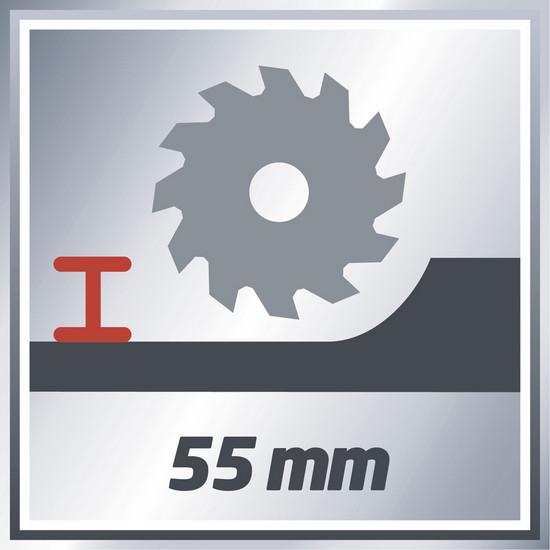 Pila ruční okružní TE-CS 165 Einhell Expert-5
