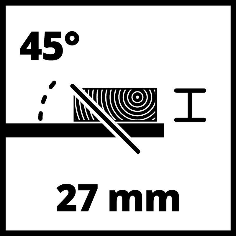Stolní pila TC-TS 210 Einhell-2