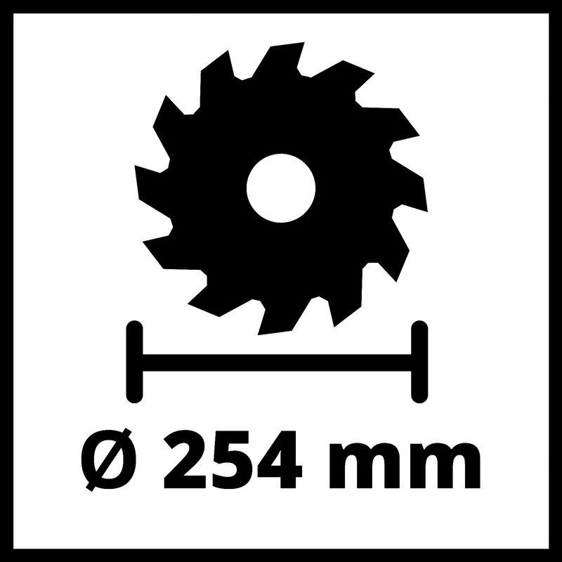 Stolní pila TC-TS 254 U Einhell-2