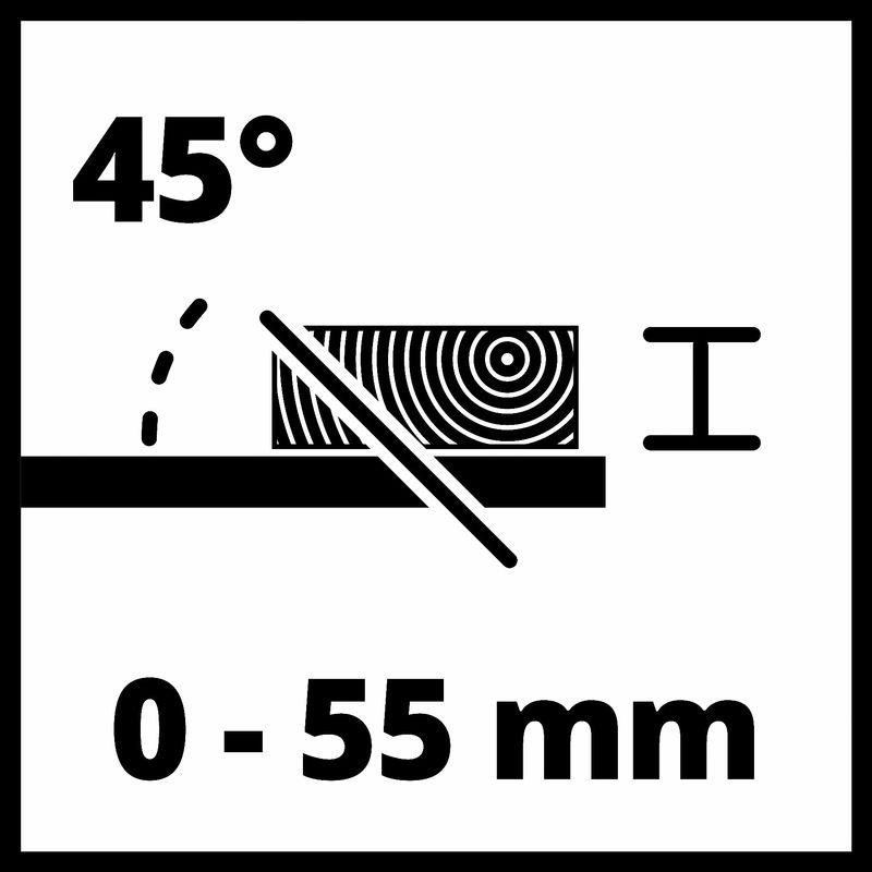 Stolní pila TC-TS 254 U Einhell-4