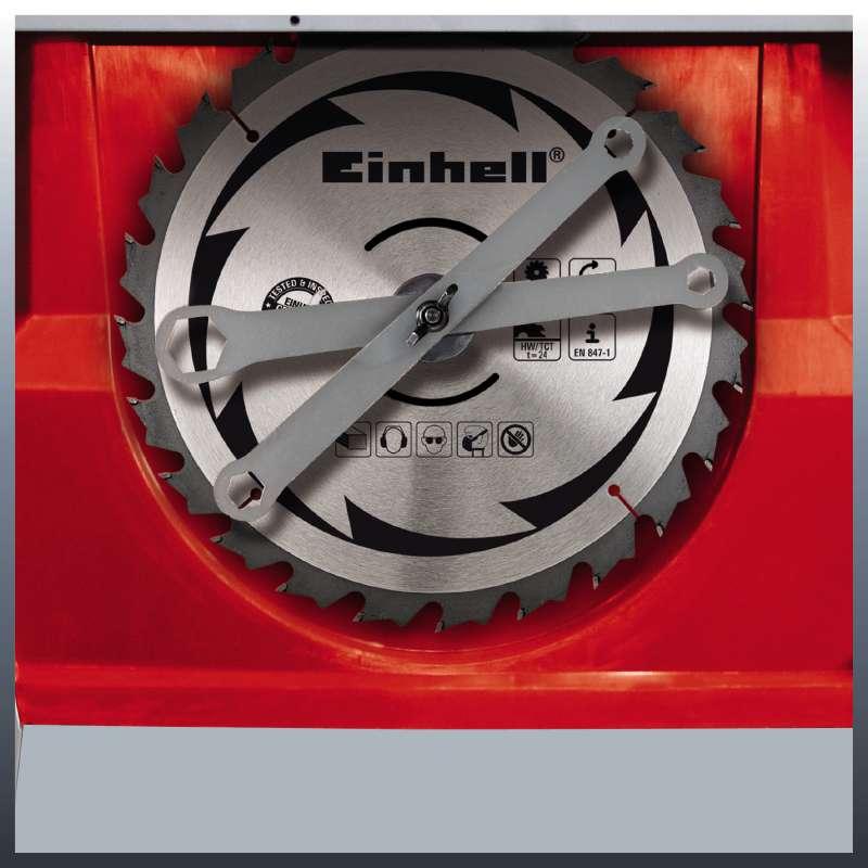 Pila stolní kotoučová TC-TS 2025 Eco Einhell Classic-4