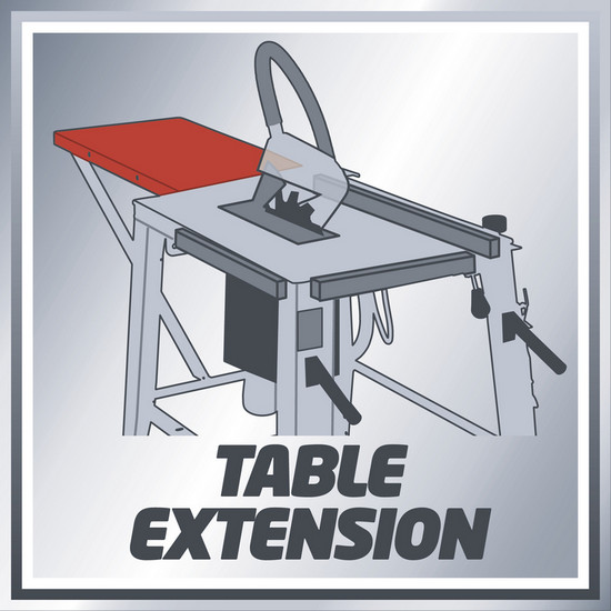 Pila stolní kotoučová TC-TS 2031 U Einhell Classic-5