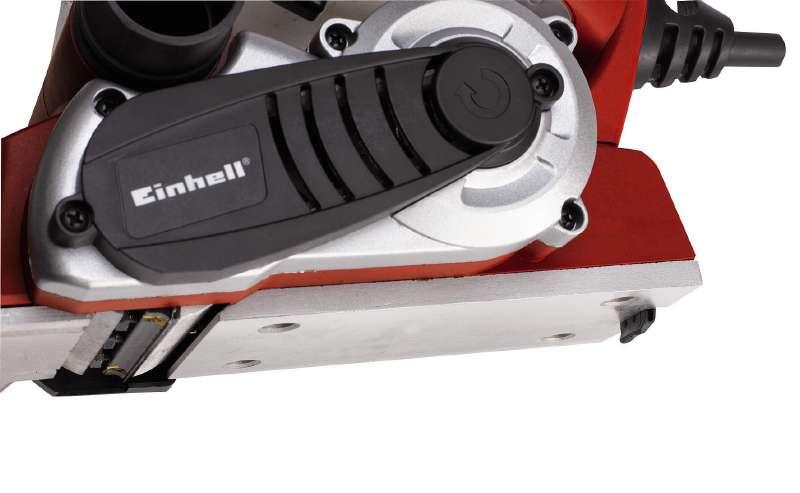 Elektrický hoblík TE-PL 850 EINHELL RED-4