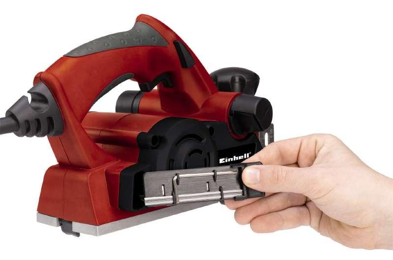 Elektrický hoblík TE-PL 850 EINHELL RED-5