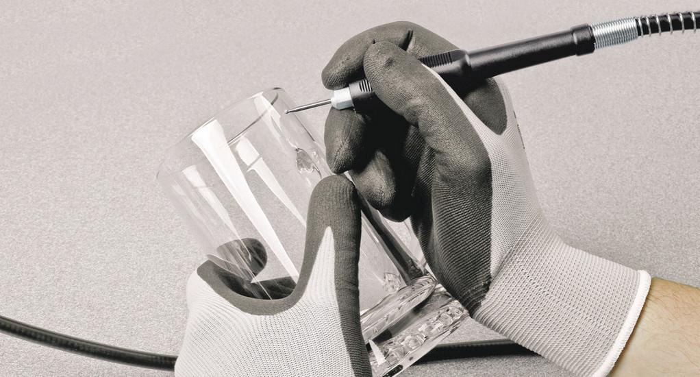 Bruska dvoukotoučová s přídavnou přímou bruskou TH-XG 75 Kit Einhell Classic-4
