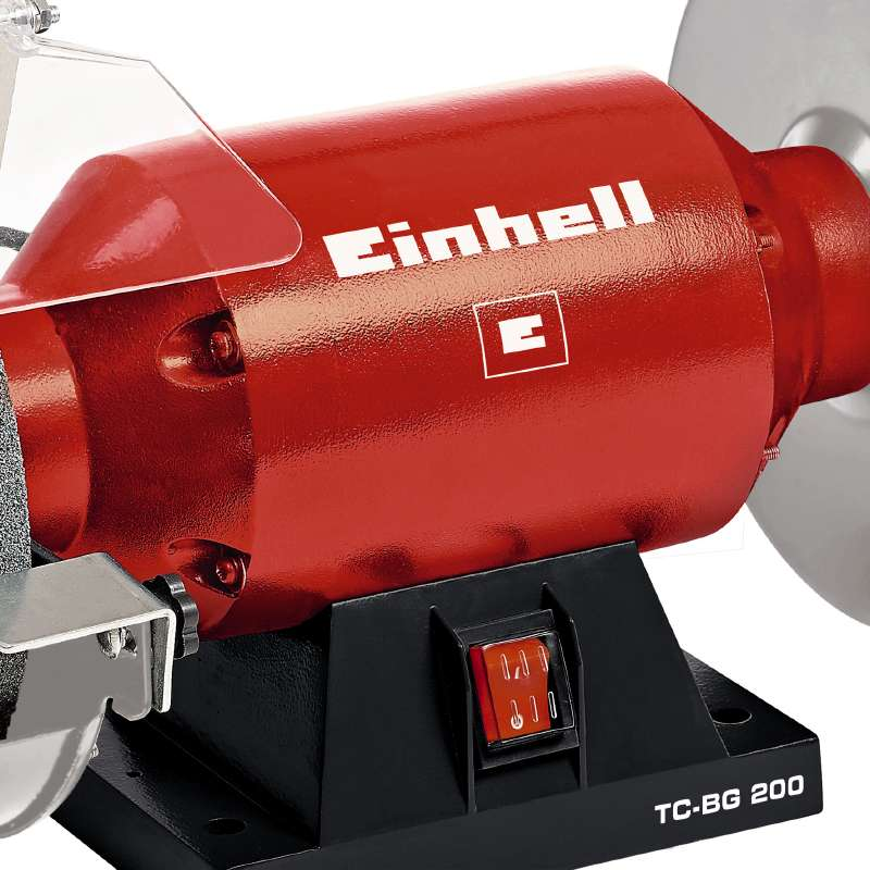 Bruska dvoukotoučová TC-BG 200 Einhell Classic-4