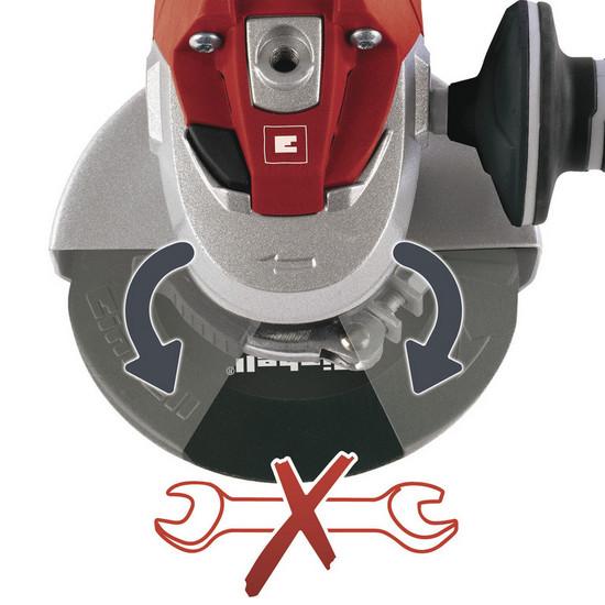 Bruska úhlová TE-AG 230 Einhell Expert-1