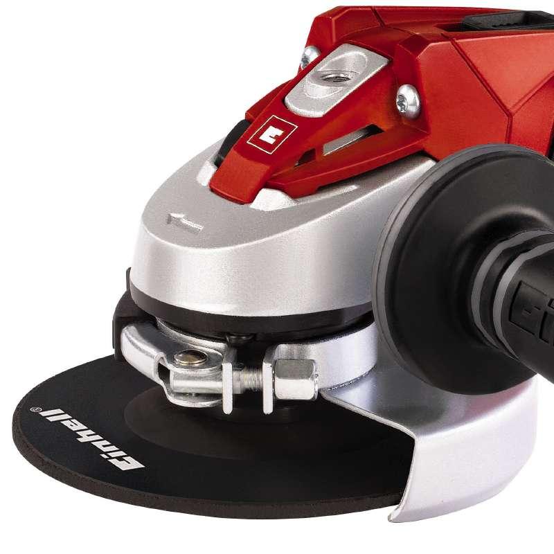 Bruska úhlová TE-AG 125/750 Kit Einhell Expert-4