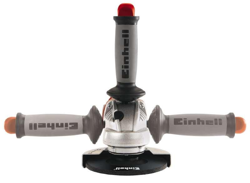 Bruska úhlová TE-AG 125/750 Kit Einhell Expert-5