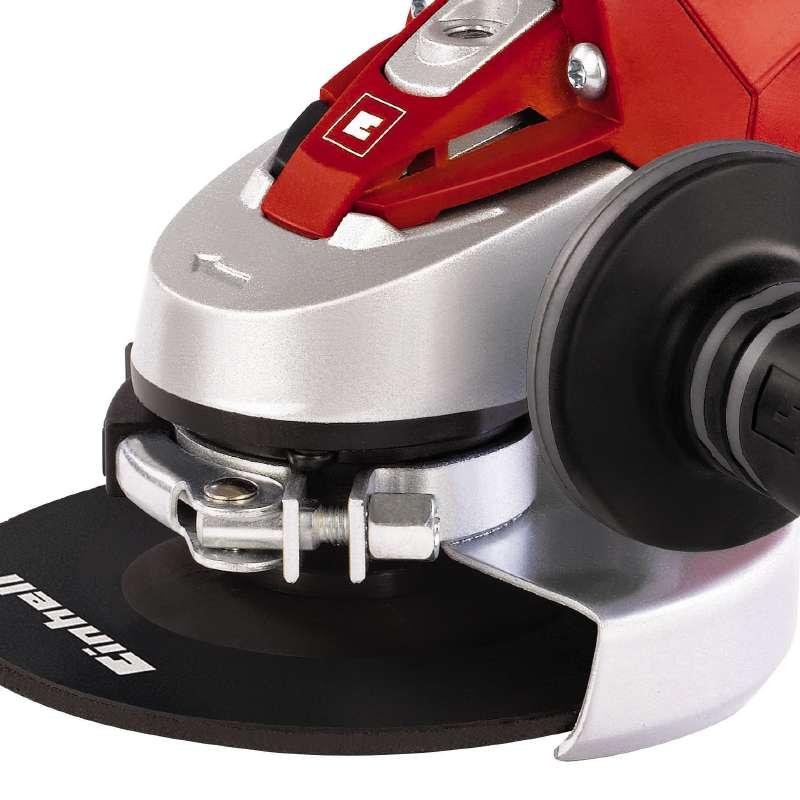 Bruska úhlová TE-AG 125/750 Kit Einhell Expert-6