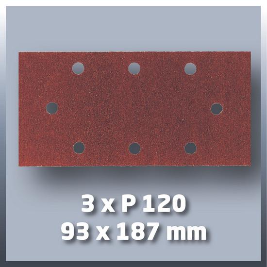 Bruska vibrační TC-OS 1520 Einhell Home-8