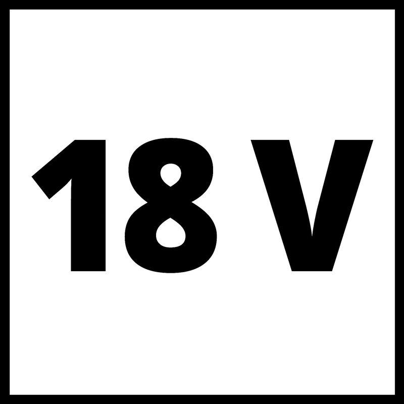 Vibrační bruska Aku TE-OS 18/230 Li Solo Einhell-2