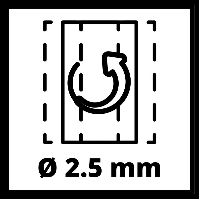 Vibrační bruska Aku TE-OS 18/230 Li Solo Einhell-4