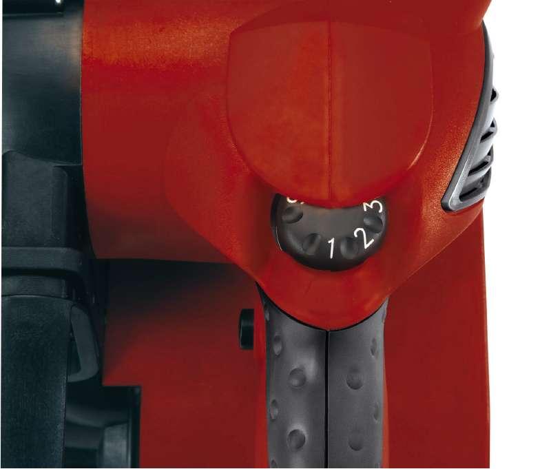 Bruska pásová TE-BS 8540E Red Einhell-4