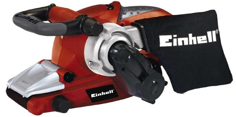 Bruska pásová TE-BS 8540E Red Einhell-5