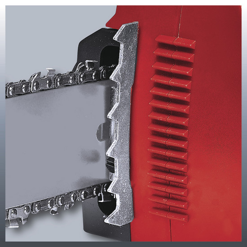 Pila řetězová aku GE-LC 18 Li Kit ( 1x3,0 Ah) Einhell Expert Plus (včetně baterie a nabíječky)-7