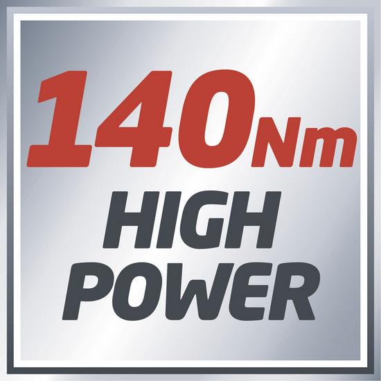 Utahovák rázový Aku TE-CI 18 Li Einhell Expert Plus (bez baterie)-3