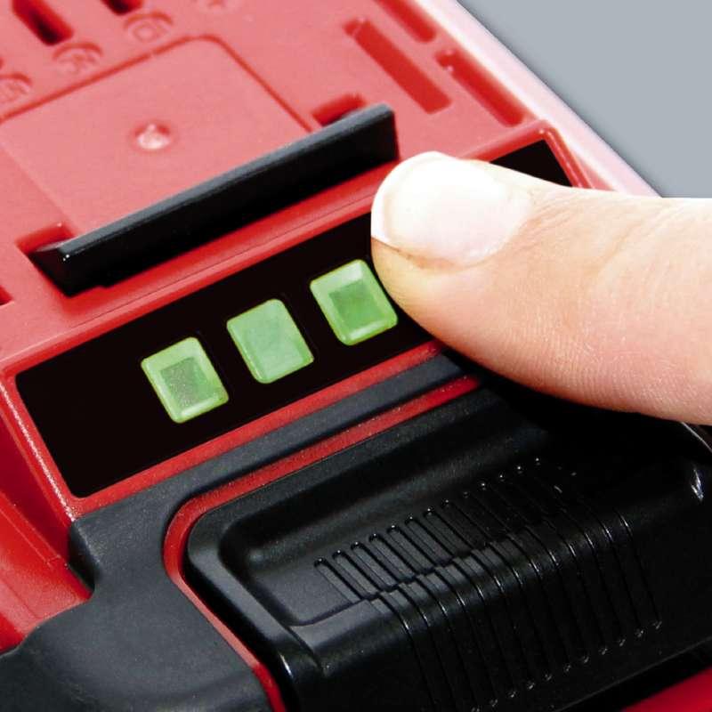 Baterie Power X-Change 18 V 2,6 Ah Aku Einhell Accessory-3