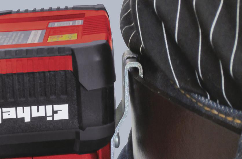 Šroubovák aku TE-CD 18 LI s (2 bateriemi a nabíječkou) Einhell Expert Plus-5