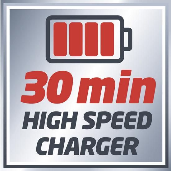 Šroubovák aku TE-CD 18 LI s (2 bateriemi a nabíječkou) Einhell Expert Plus-7