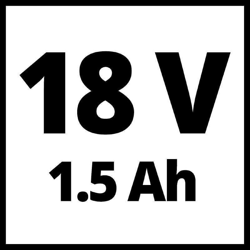 Šroubovák Aku TE-CD 18/40 Li (2x1,5 Ah) Einhell-2