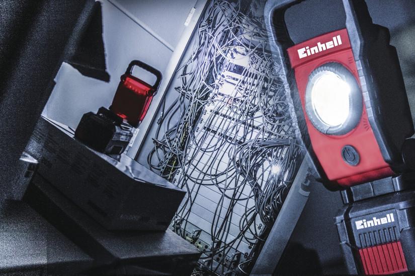 Svítilna Aku TE-CL 18 Li Einhell Expert Plus (bez baterie)-4