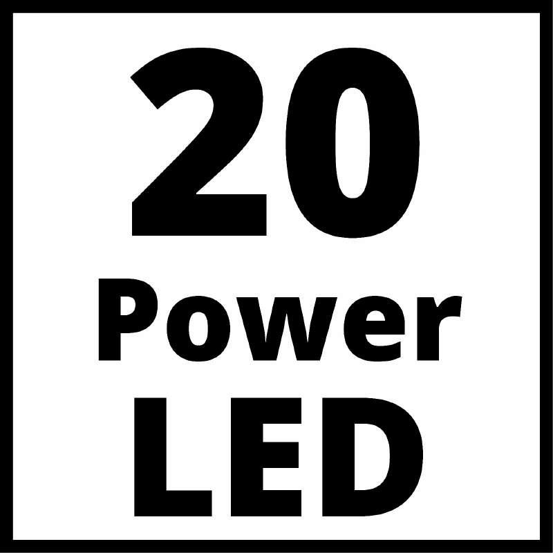 Akumulátorová svítilna TE-CL 18/2000 LiAC Solo  Einhell Power-X-Change-5