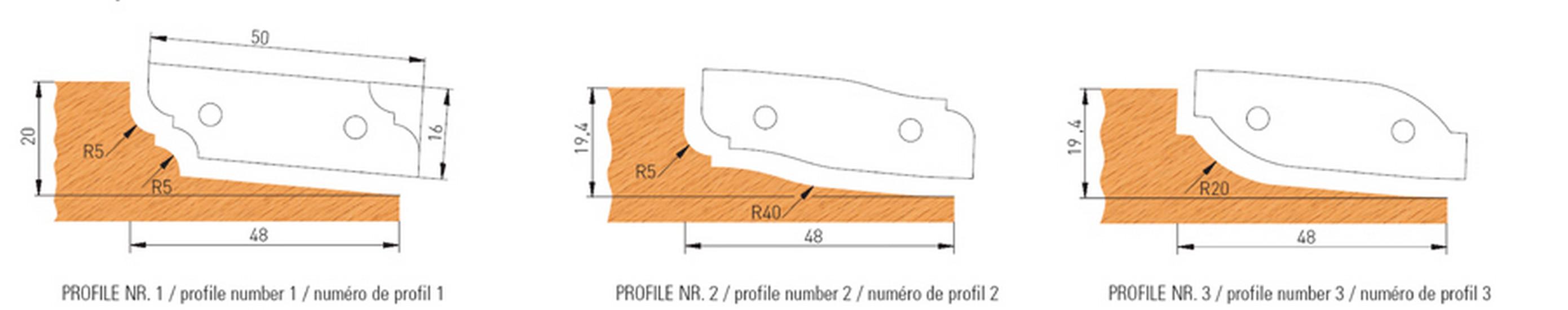 Fréza na výplně Holzmann APF160-1
