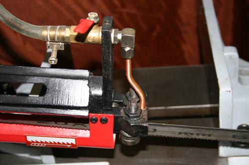 Pásová pila na kov Holzmann BS 712N-1