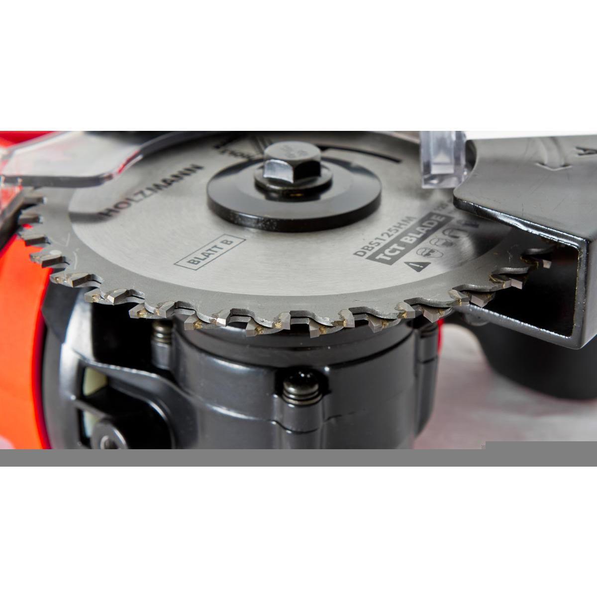 Protiběžná - dvoukotoučová pila Holzmann DBS125 -1