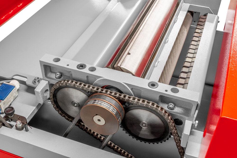 Tloušťkovací frézka Holzmann DHM410P-1