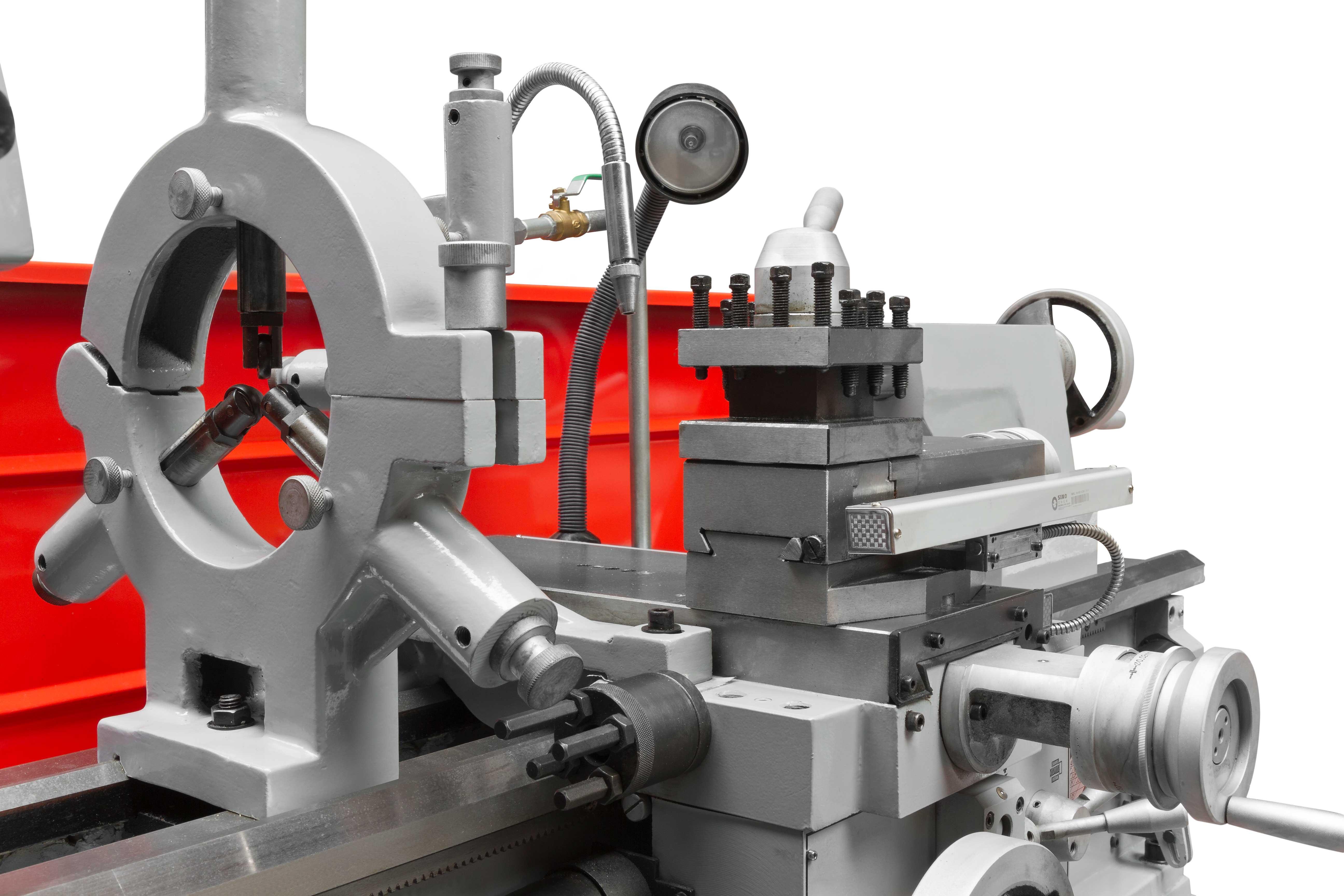 Těžký průmyslový soustruh Holzmann ED1000PIDIG-2