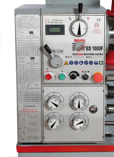 Soustruh na kov Holzmann ED1000F-1