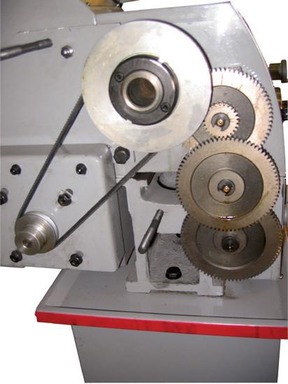 Soustruh na kov Holzmann ED750FD-4