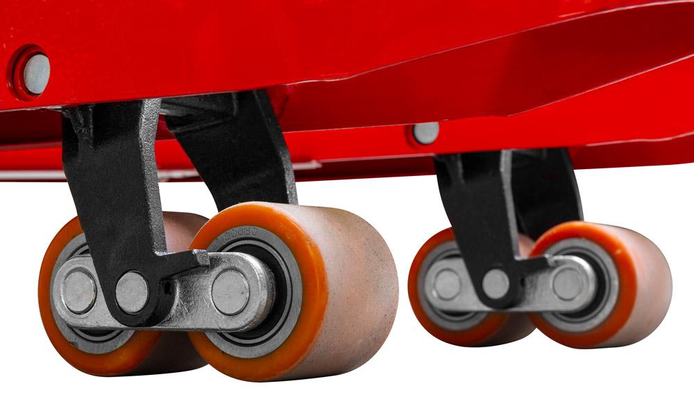 Elektrický paletový vozík Holzmann HUB15FLEX 24V-3