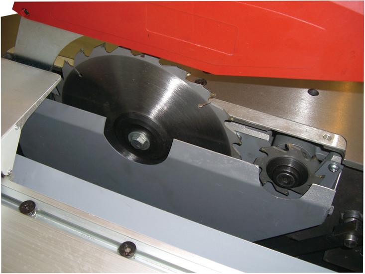 Pětioperační stroj Holzmann K5 260VF -1