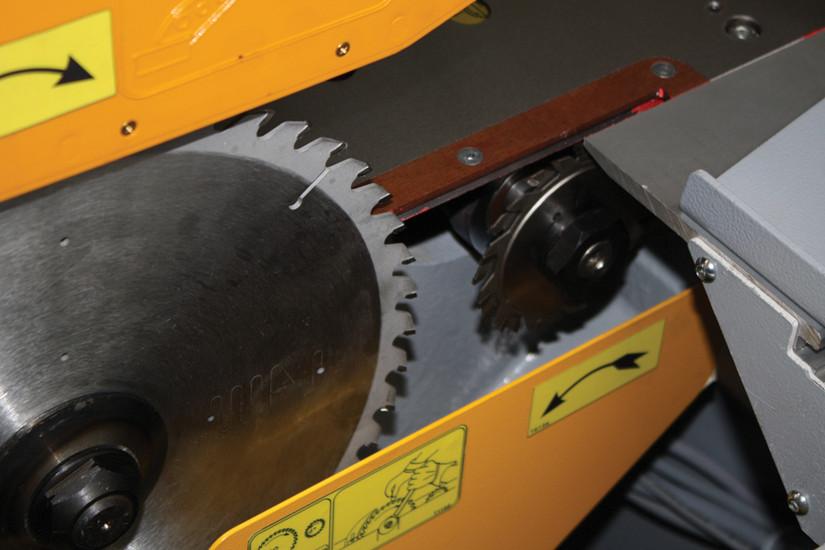 Formátovací pila se spodní frézkou Holzmann KF 315VFP-2544 -1