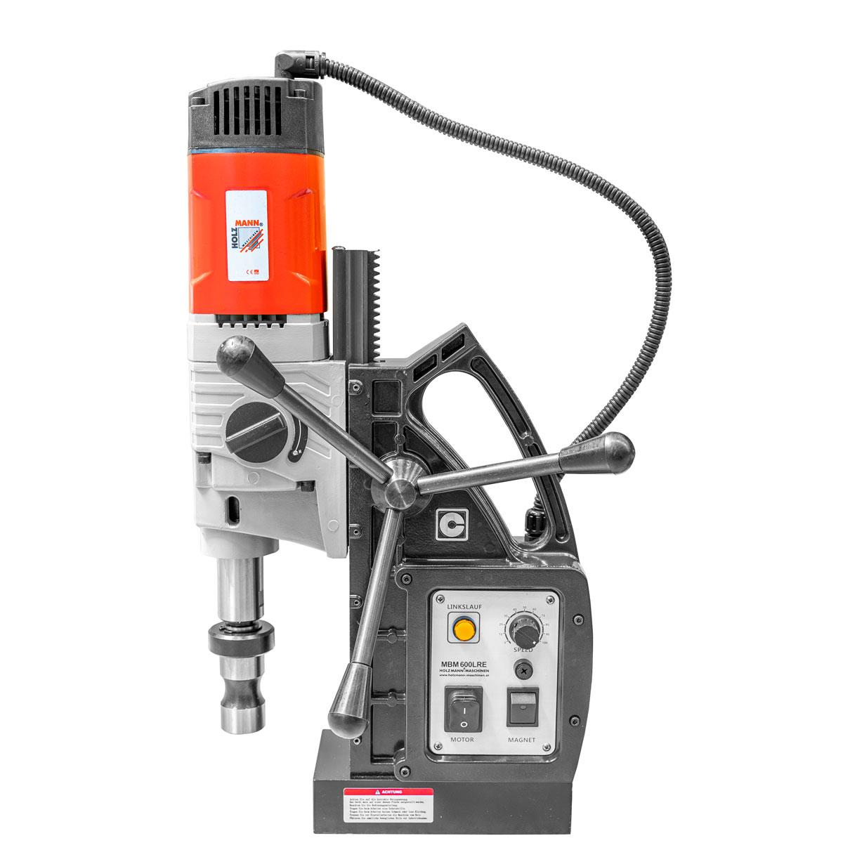 Magnetická vrtačka Holzmann MBM600LRE -1
