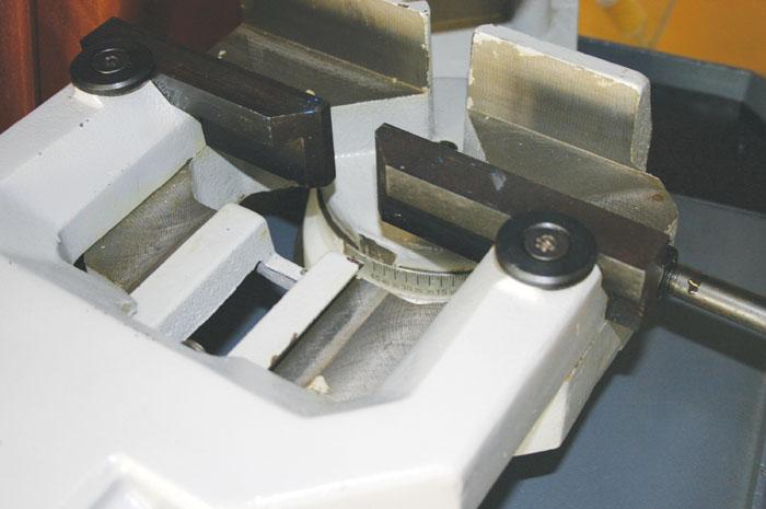 Kotoučová pila na kov Holzmann MK 250-Set -1
