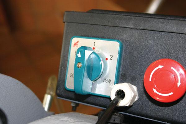 Kotoučová pila na kov Holzmann MK 315S-Set-1