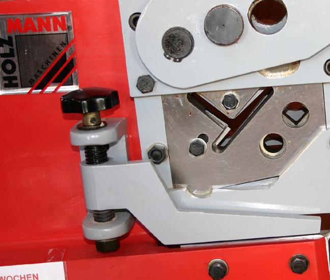 Profilové ruční nůžky Holzmann PSS22 -1